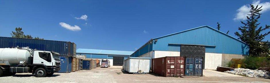 Riada Shipping-warehouse