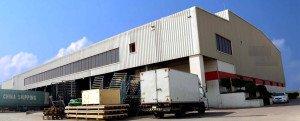 Riada Shipping - warehouse