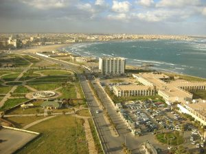 Riada Shipping libya