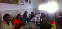 Riada Shipping-team