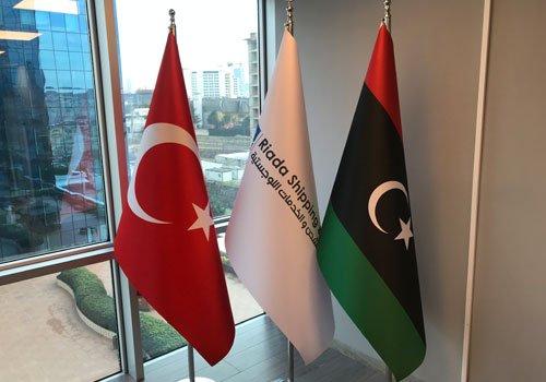 Riada Shipping-Istanbul-flag